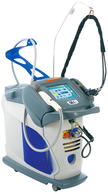 Laser medical tratamente estetice Synchro-FT